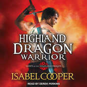 Highland Dragon Warrior Audiobook, by Isabel Cooper