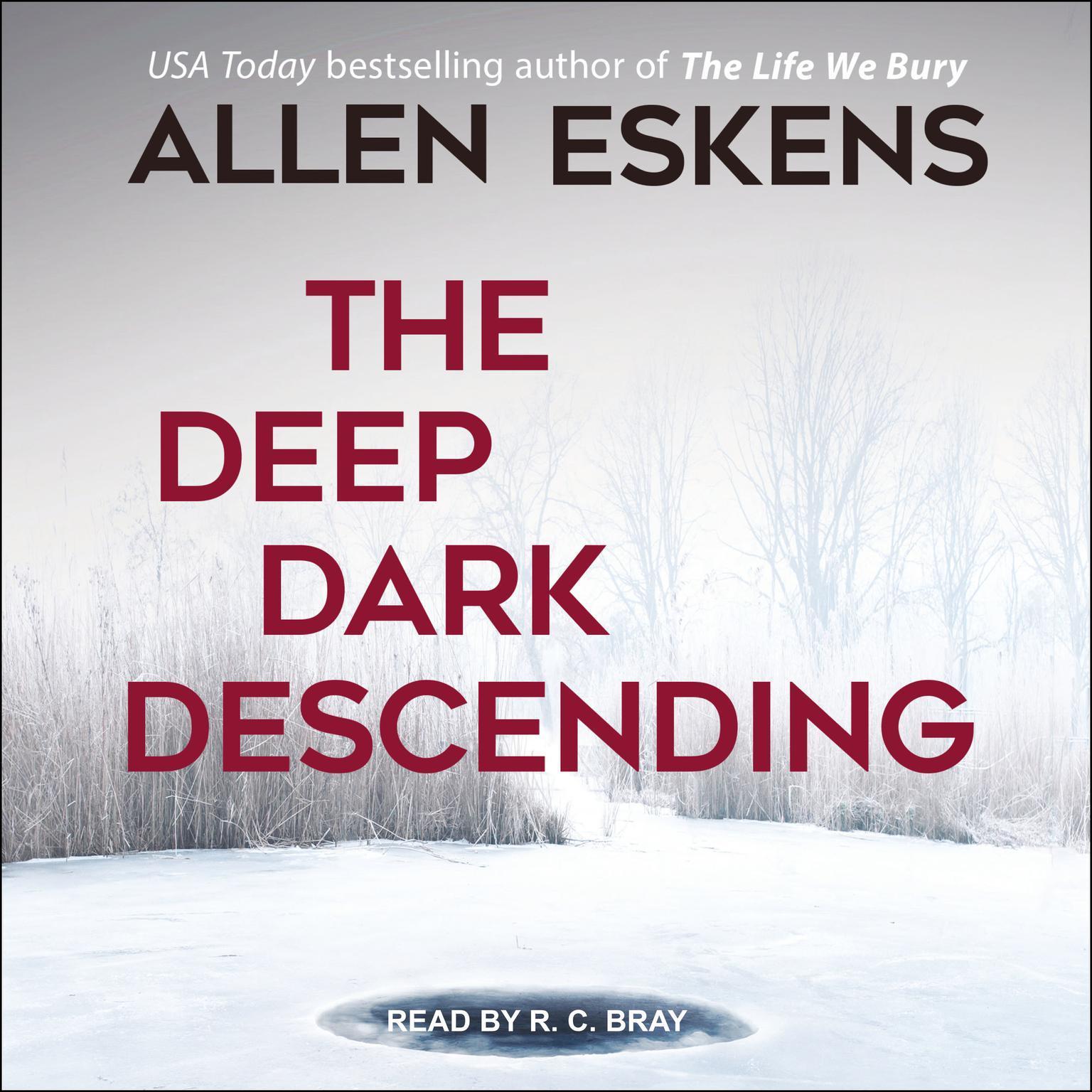 The Deep Dark Descending Audiobook, by Allen Eskens