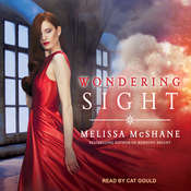 Wondering Sight Audiobook, by Melissa McShane