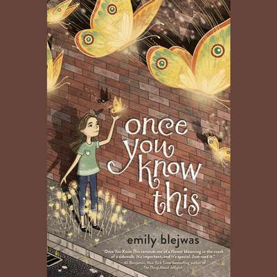 Once You Know This Audiobook, by Emily Blejwas