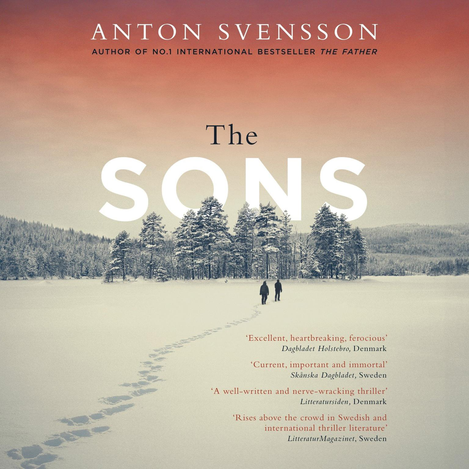 The Sons: Made in Sweden, Part II Audiobook, by Anton Svensson