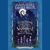 Everything You Need to Know About NIGHTMARES! and How to Defeat Them: The Nightmares! Handbook Audiobook, by Jason Segel