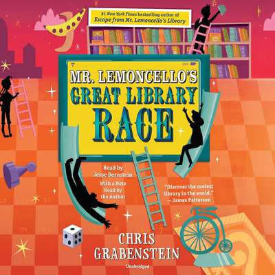Mr. Lemoncello's Great Library Race Audiobook, by