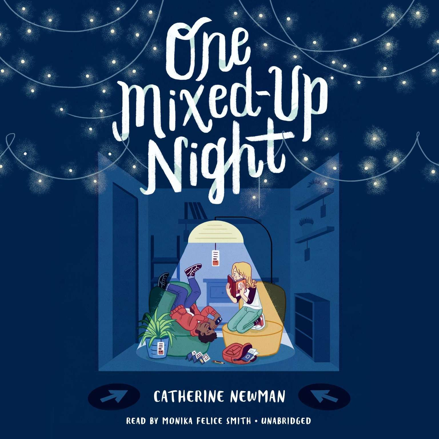 One Mixed-Up Night Audiobook, by Catherine Newman