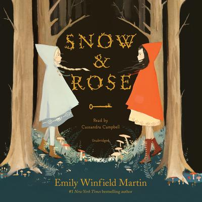 Snow & Rose Audiobook, by Emily Winfield Martin