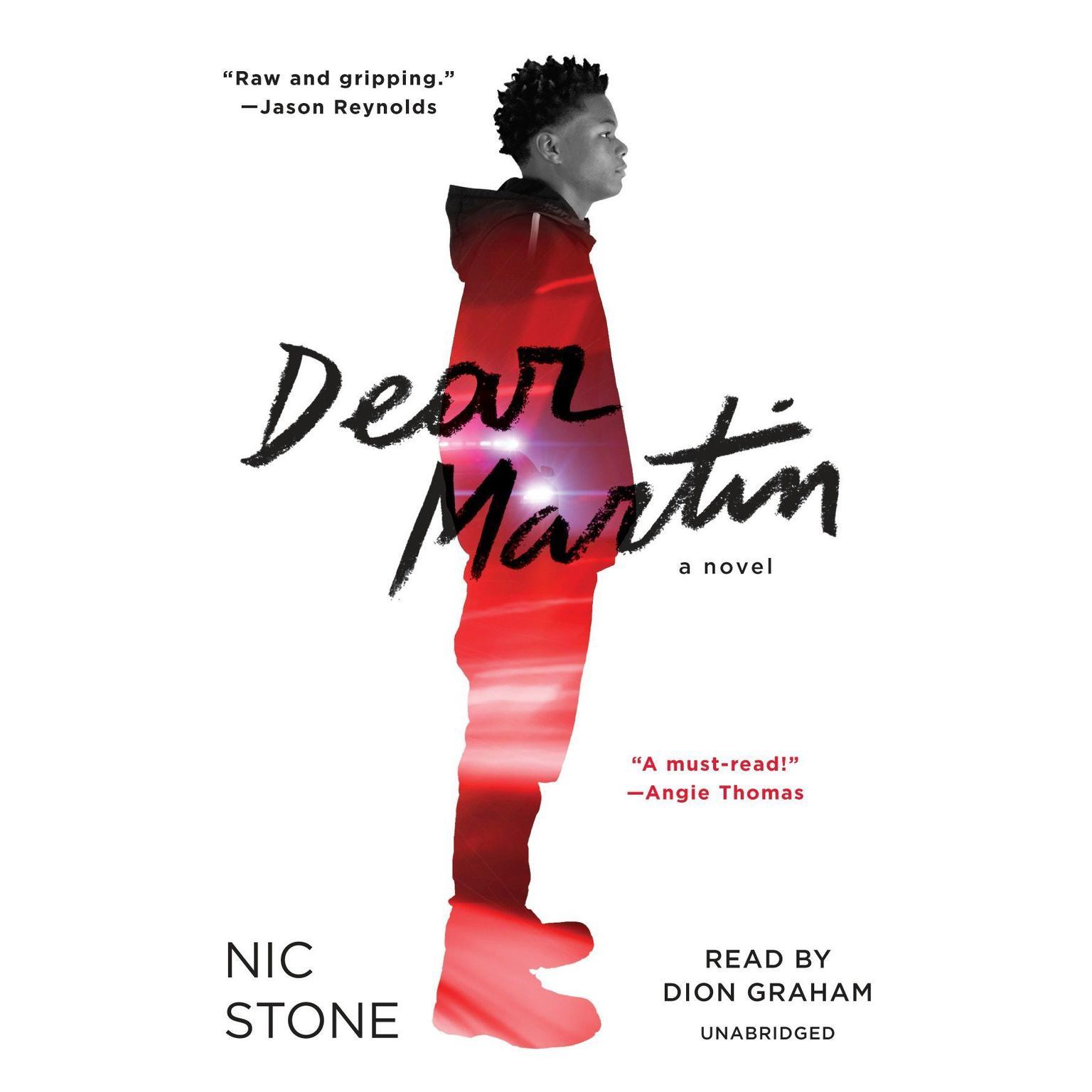 Dear Martin Audiobook, by Nic Stone