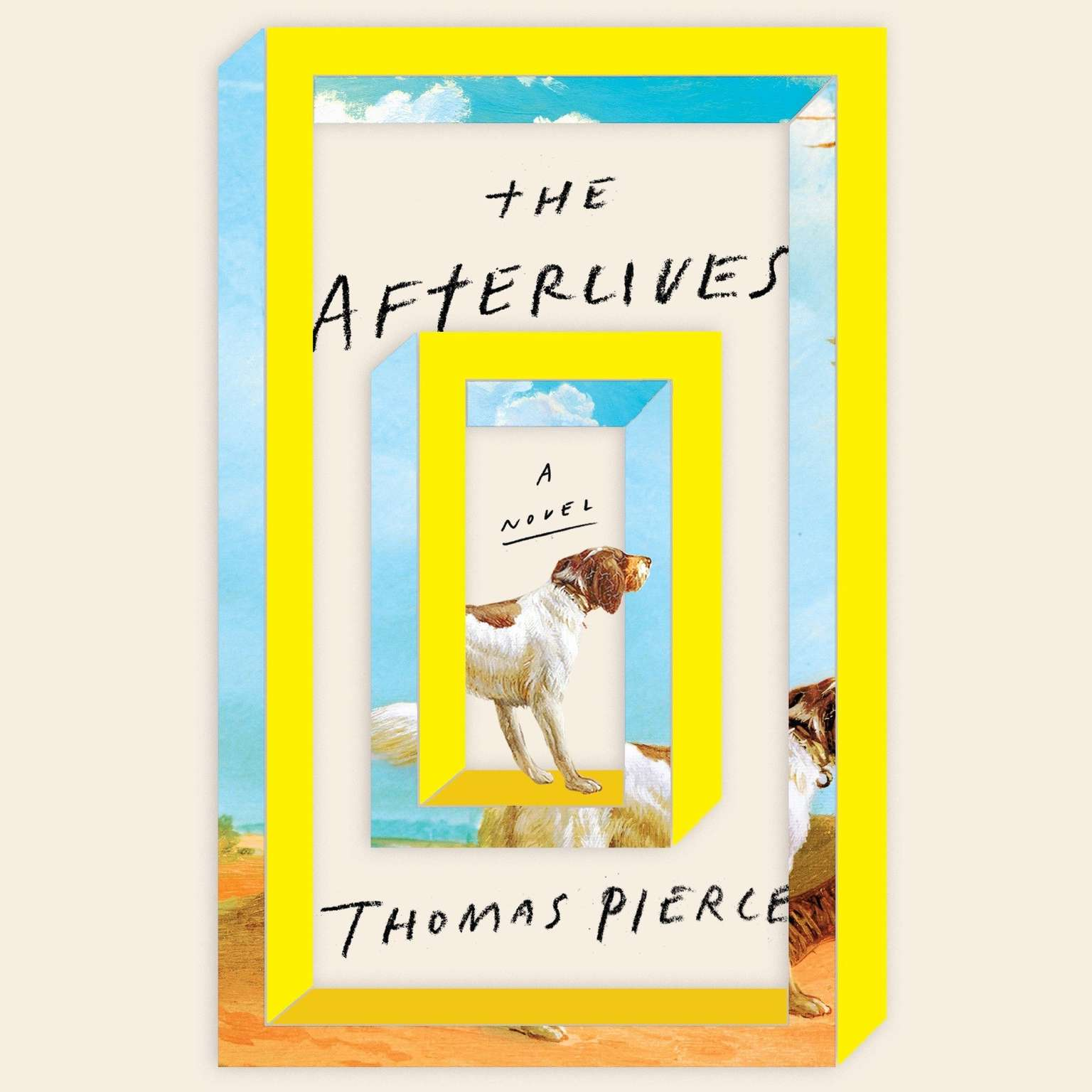 The Afterlives: A Novel Audiobook, by Thomas Pierce