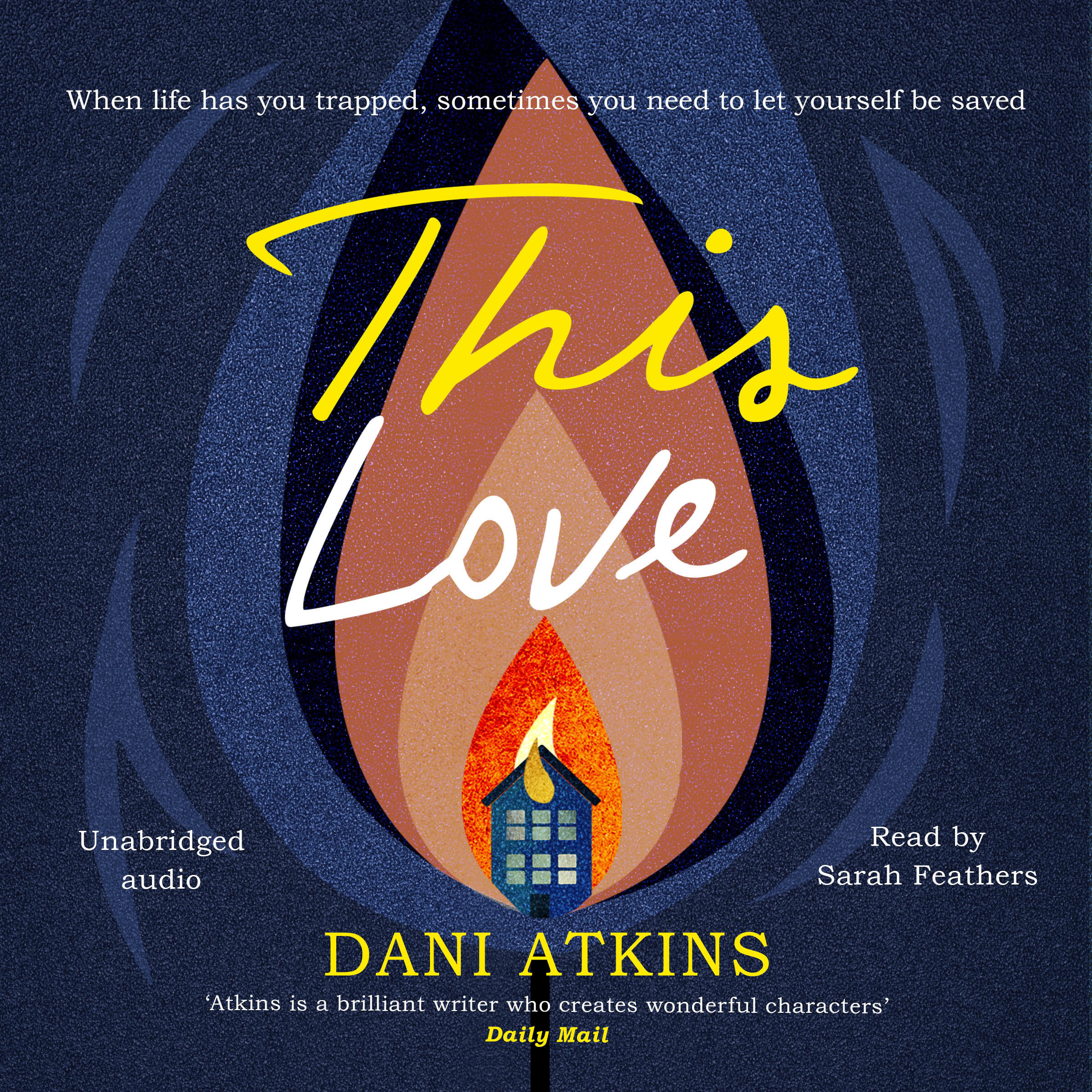 Printable This Love Audiobook Cover Art