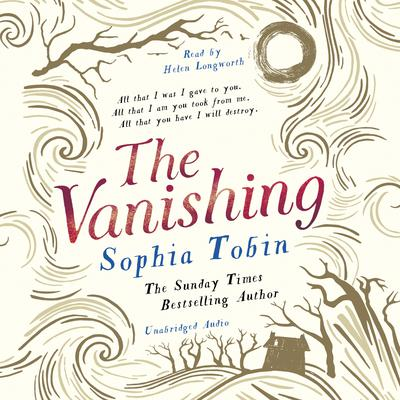 The Vanishing Audiobook, by Sophia Tobin