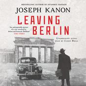 Leaving Berlin Audiobook, by Joseph Kanon