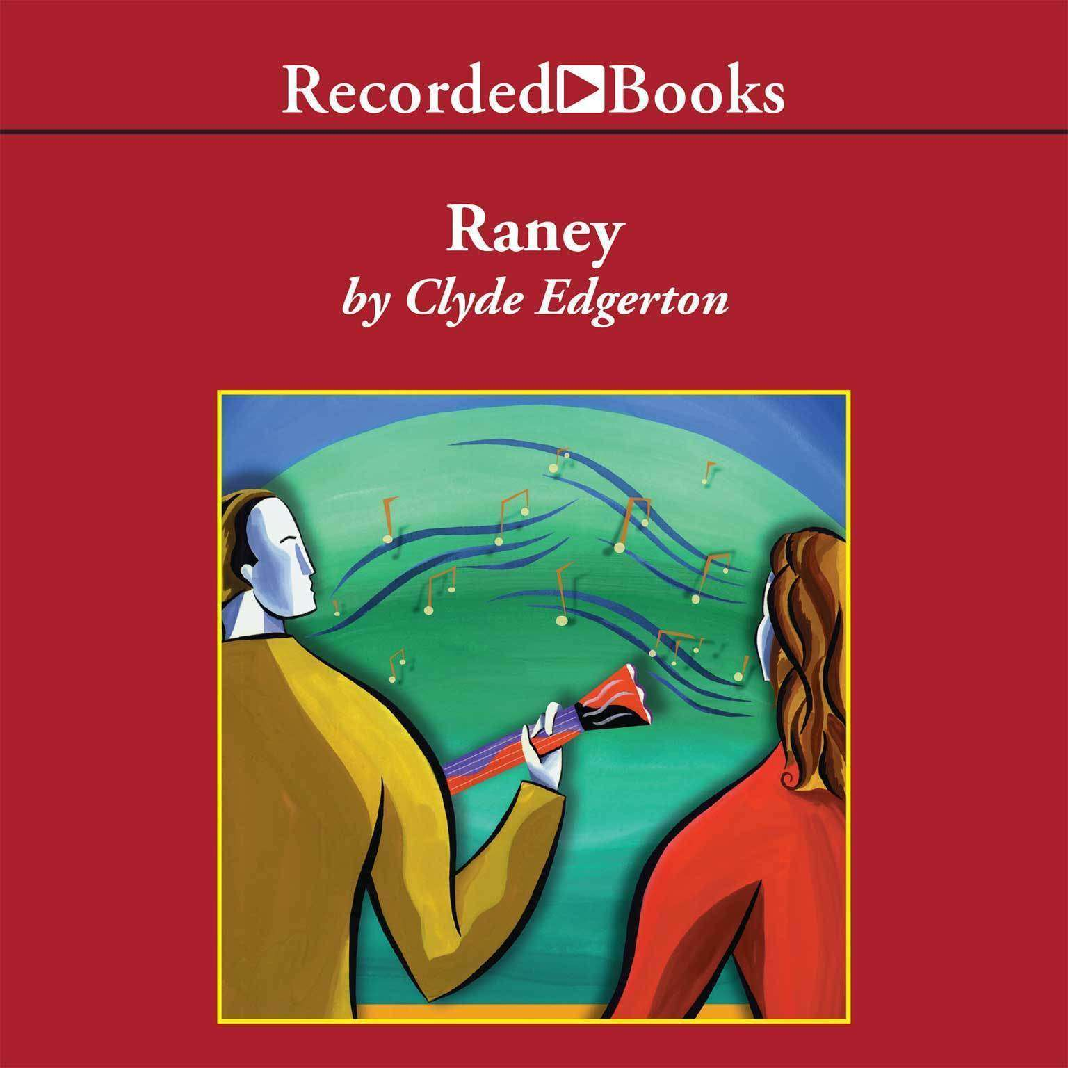 Printable Raney Audiobook Cover Art