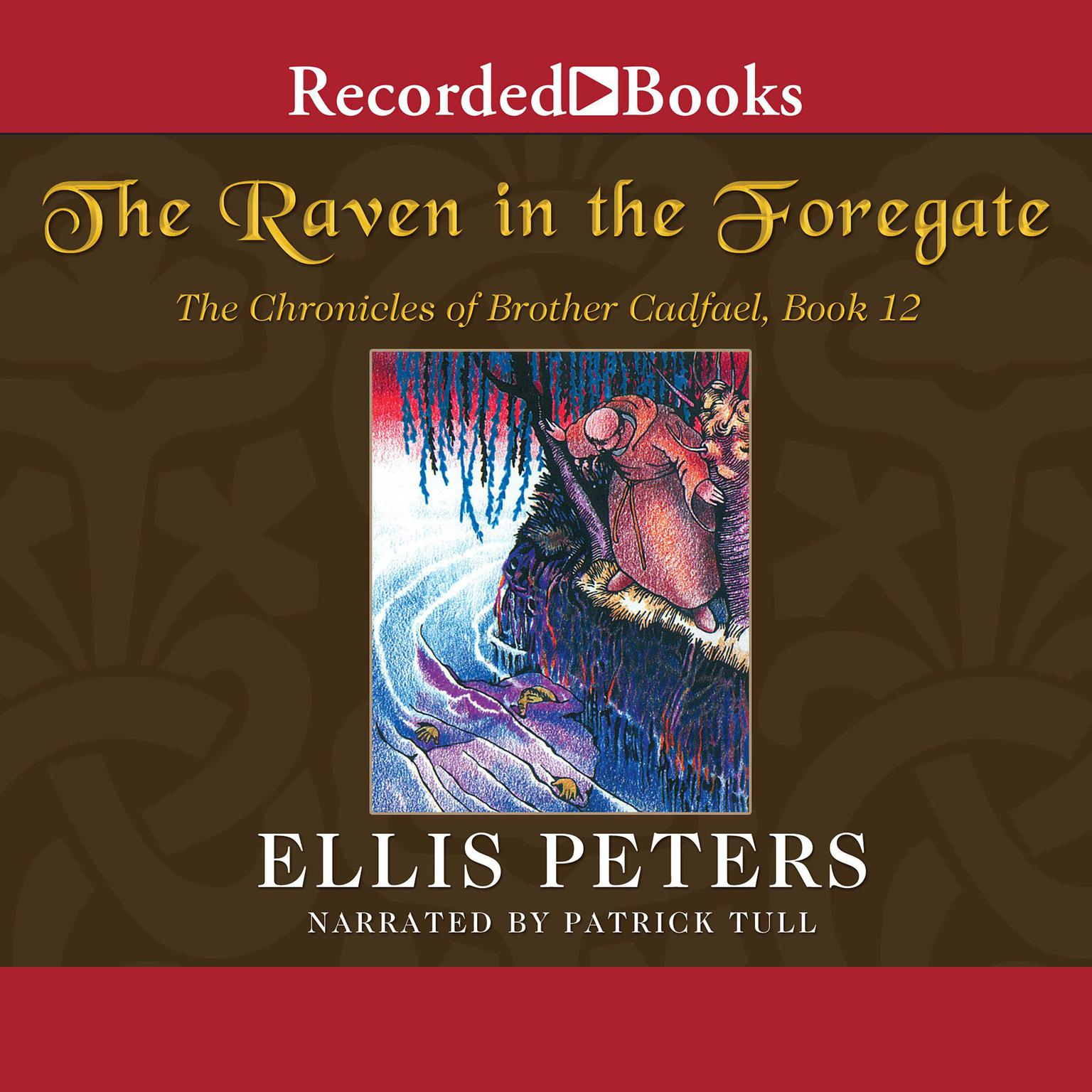 Printable The Raven in the Foregate Audiobook Cover Art