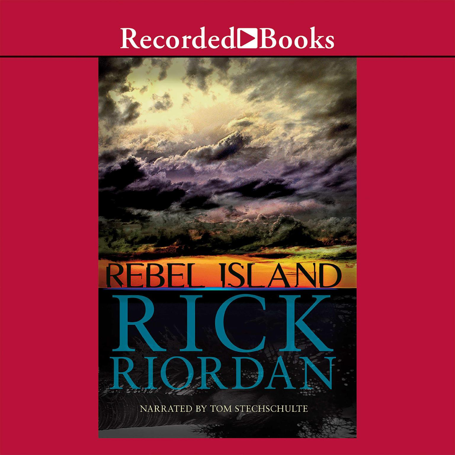 Printable Rebel Island Audiobook Cover Art