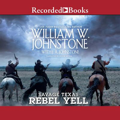 Rebel Yell Audiobook, by J. A. Johnstone