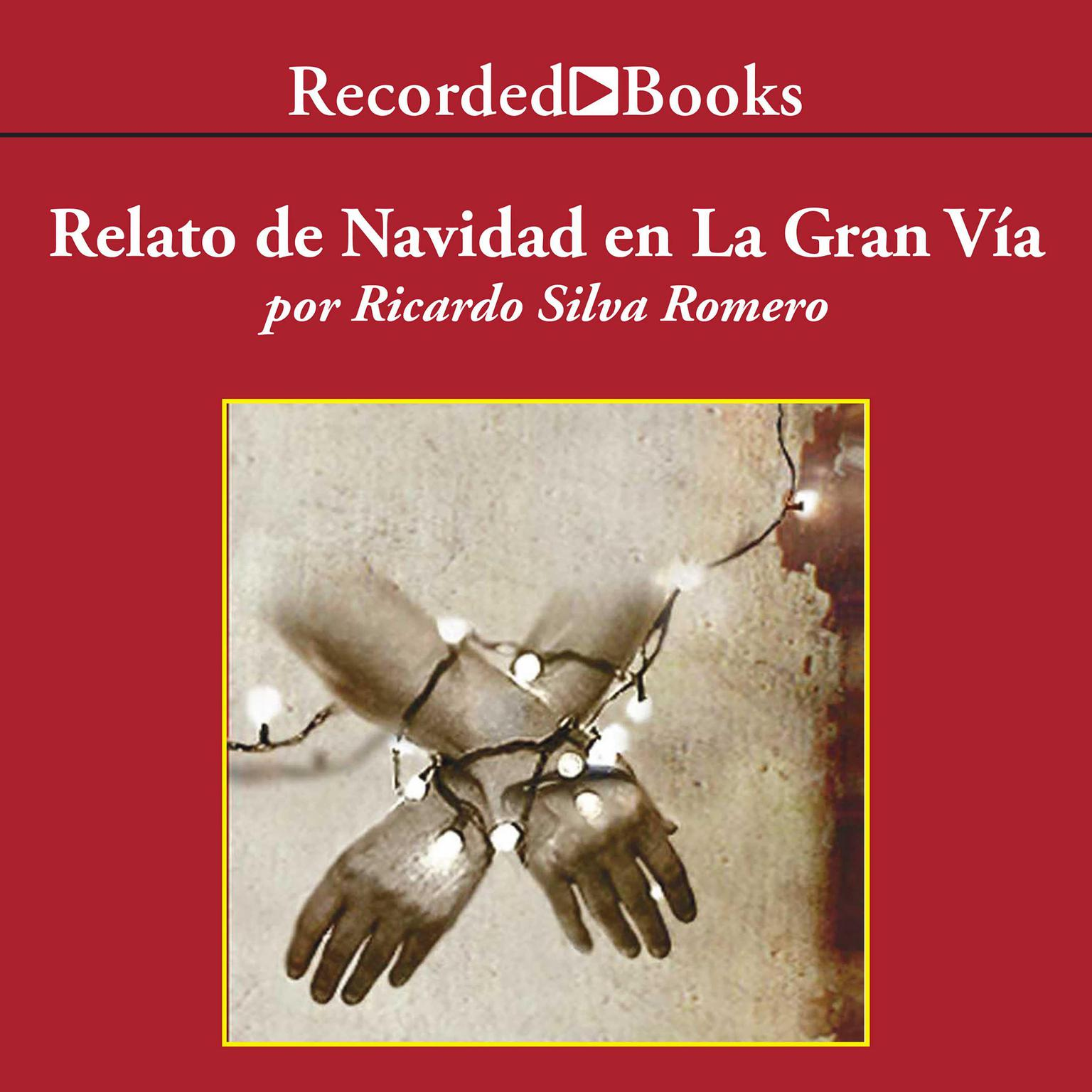 Printable Relato de Navidad en la Gran Via Audiobook Cover Art