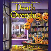 Death Overdue Audiobook, by Allison Brook