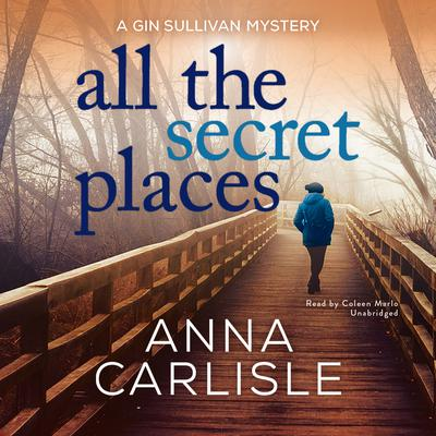 All the Secret Places: A Gin Sullivan Mystery Audiobook, by Anna  Carlisle