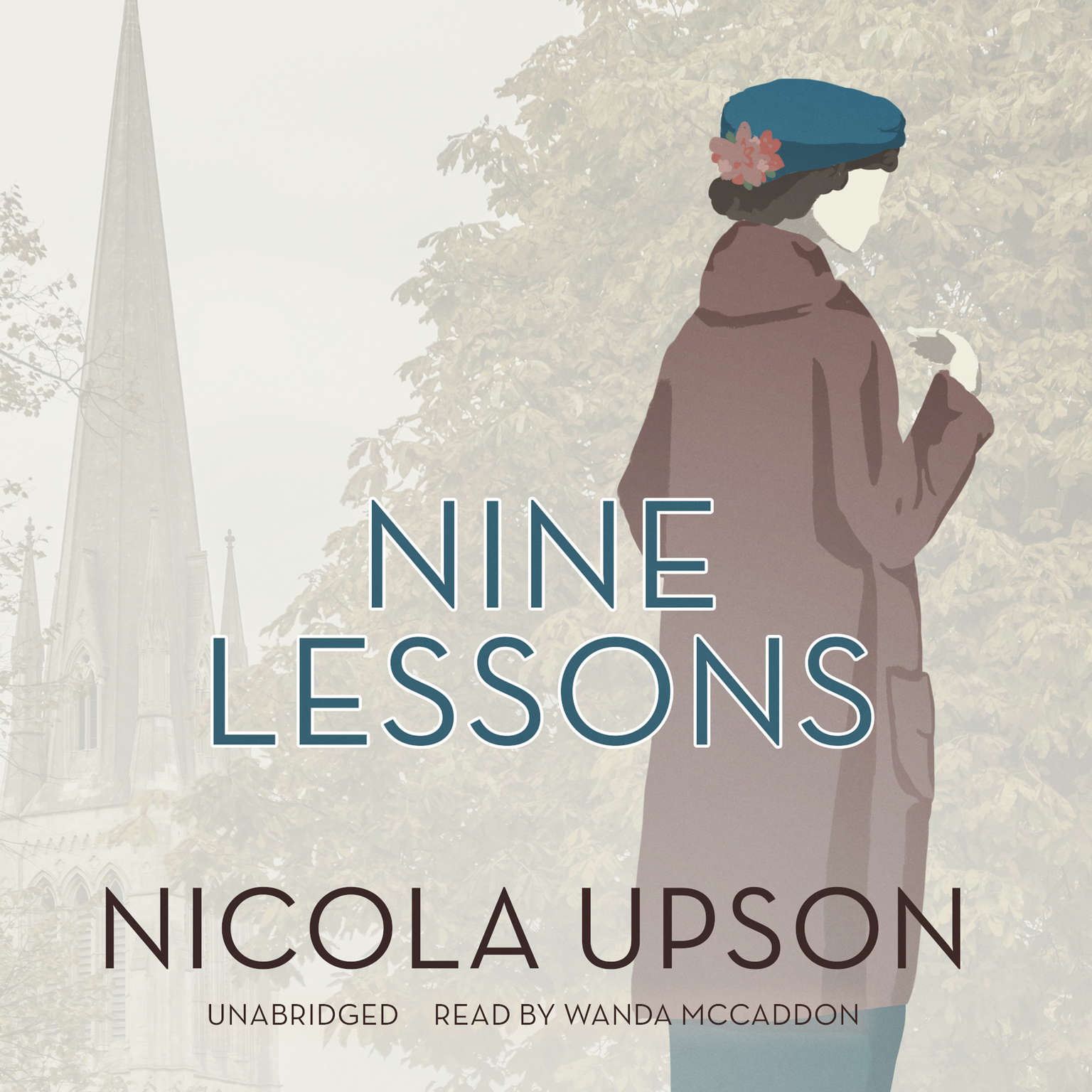 Nine Lessons: A Josephine Tey Mystery Audiobook, by Nicola Upson