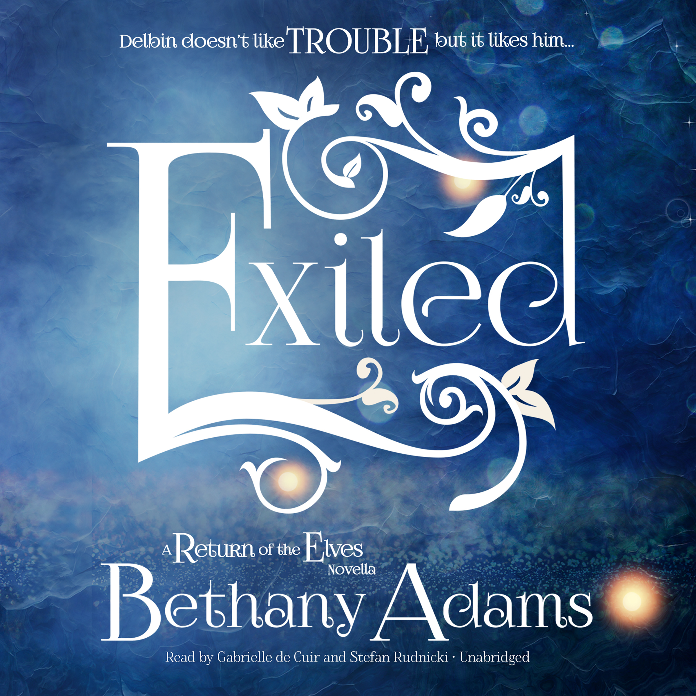 Printable Exiled: A Return of the Elves Novella Audiobook Cover Art