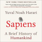 Sapiens: A Brief History of Humankind Audiobook, by Yuval Noah Harari