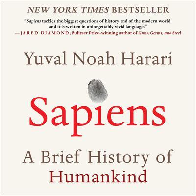 Sapiens Audiobook, by Yuval Noah Harari