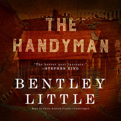 The Handyman Audiobook, by Bentley Little