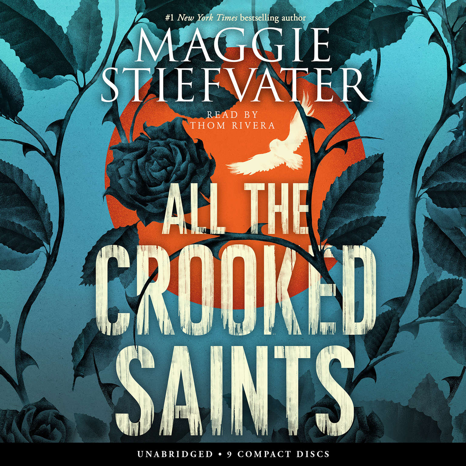 All the Crooked Saints Audiobook, by Maggie Stiefvater