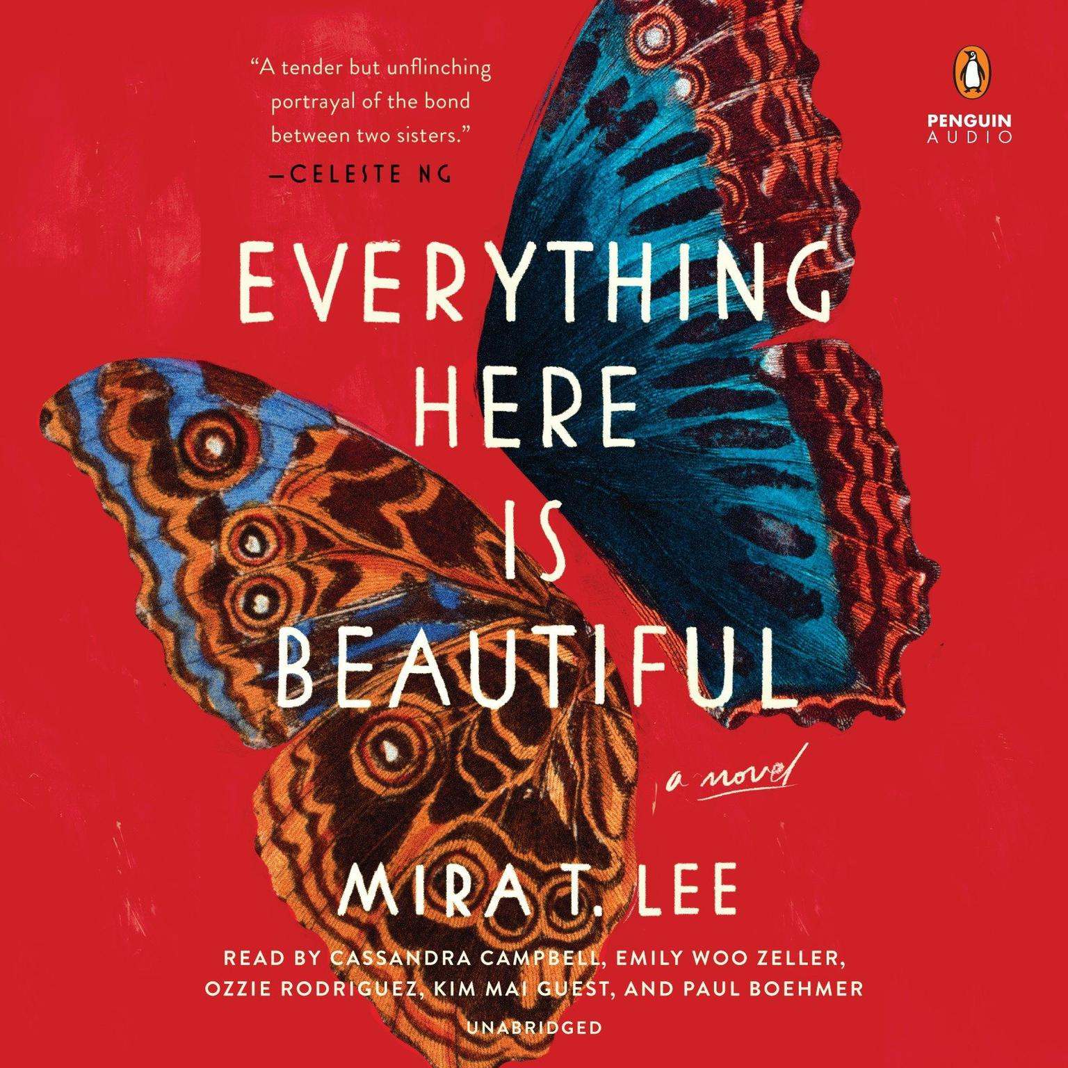 Everything Here Is Beautiful Audiobook, by Mira T. Lee