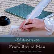 Thomas Jefferson-From Boy to Man Audiobook, by Jayne D'Alessandro-Cox