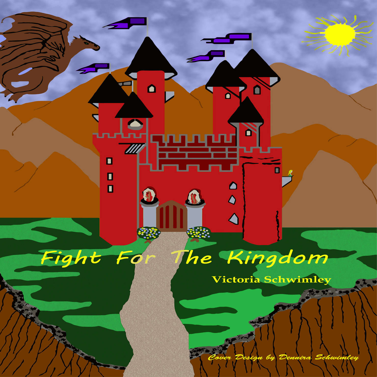 Fight For The Kingdom Audiobook, by Victoria Schwimley