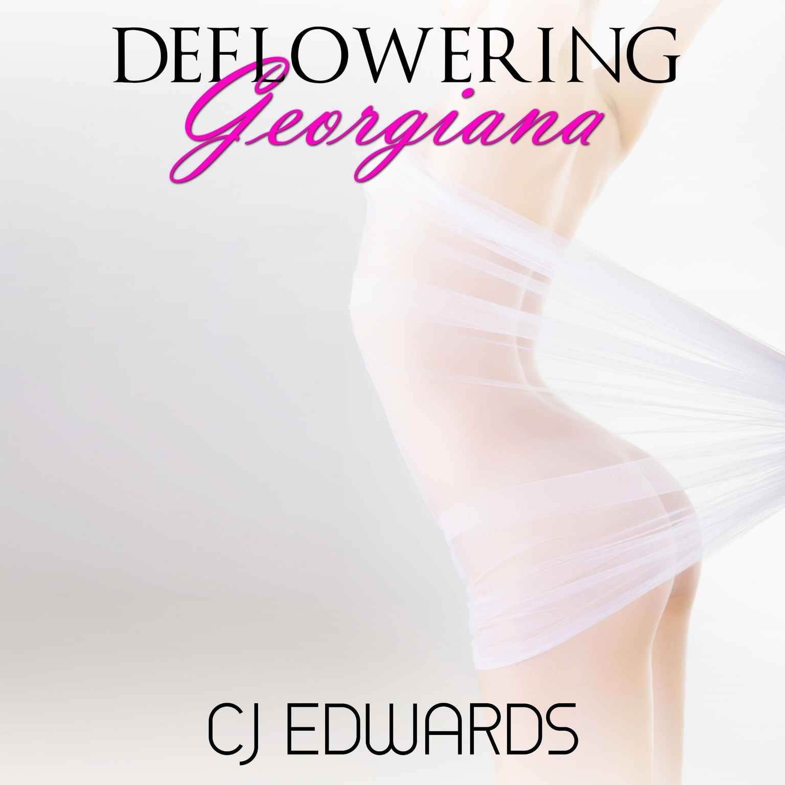 Deflowering Georgiana Audiobook, by C J Edwards