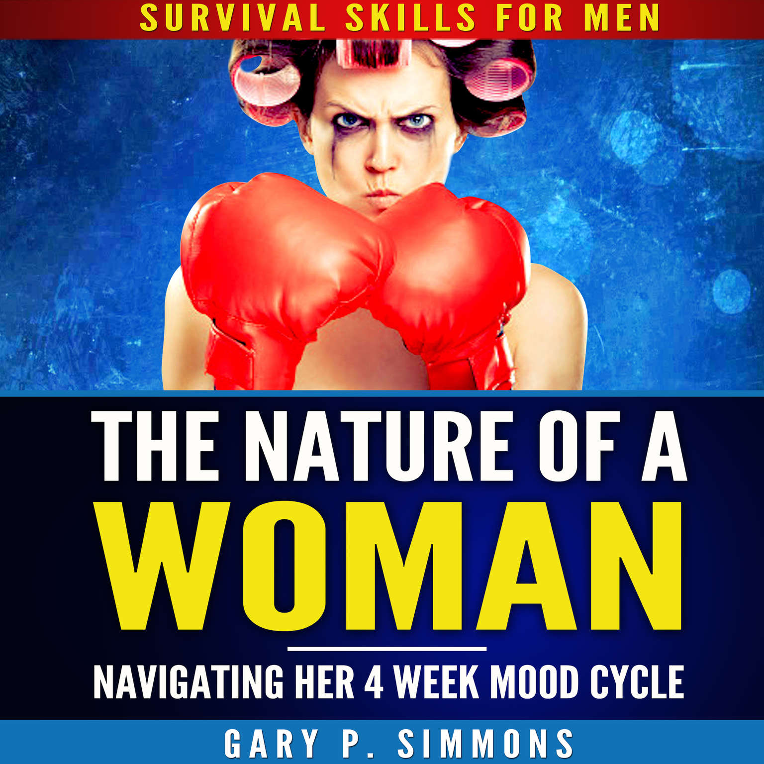 The Nature of a Woman Audiobook, by Gary P. Simmons