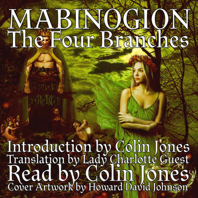 Mabinogion, the Four Branches Audiobook, by Lady Charlotte Guest