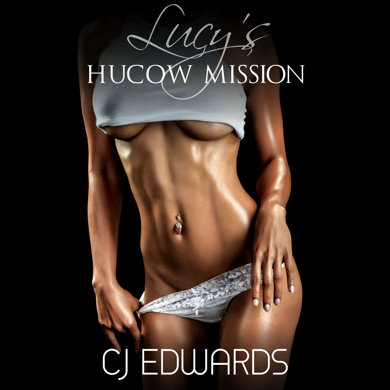 Lucys Hucow Mission Audiobook, by C J Edwards