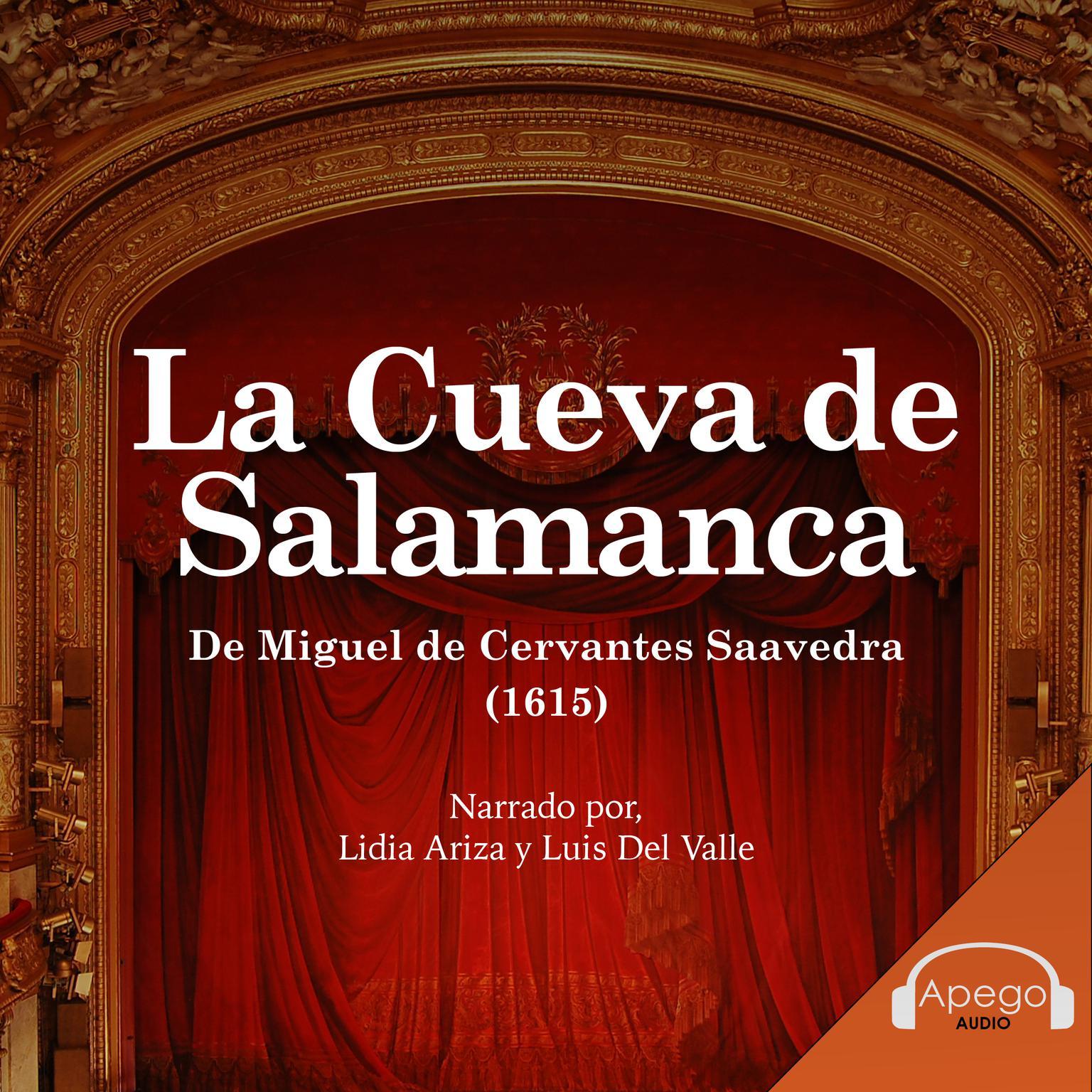 La Cueva de Salamanca Audiobook, by Miguel de Cervantes