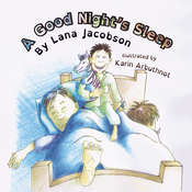 A Good Nights Sleep (Read-Along) Audiobook, by Lana Jacobson