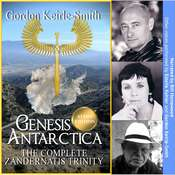 Genesis Antarctica: The complete Zandernatis Trinity Audiobook, by Gordon Keirle-Smith