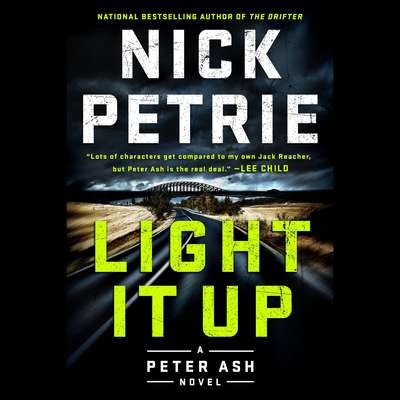 Light It Up Audiobook, by Nick Petrie