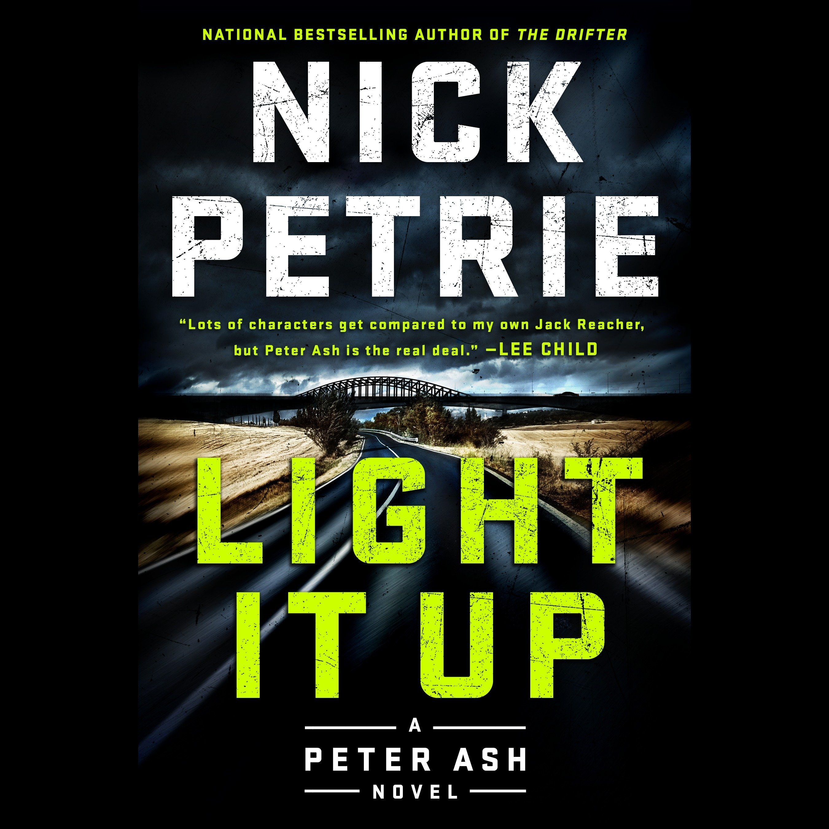 Printable Light It Up Audiobook Cover Art