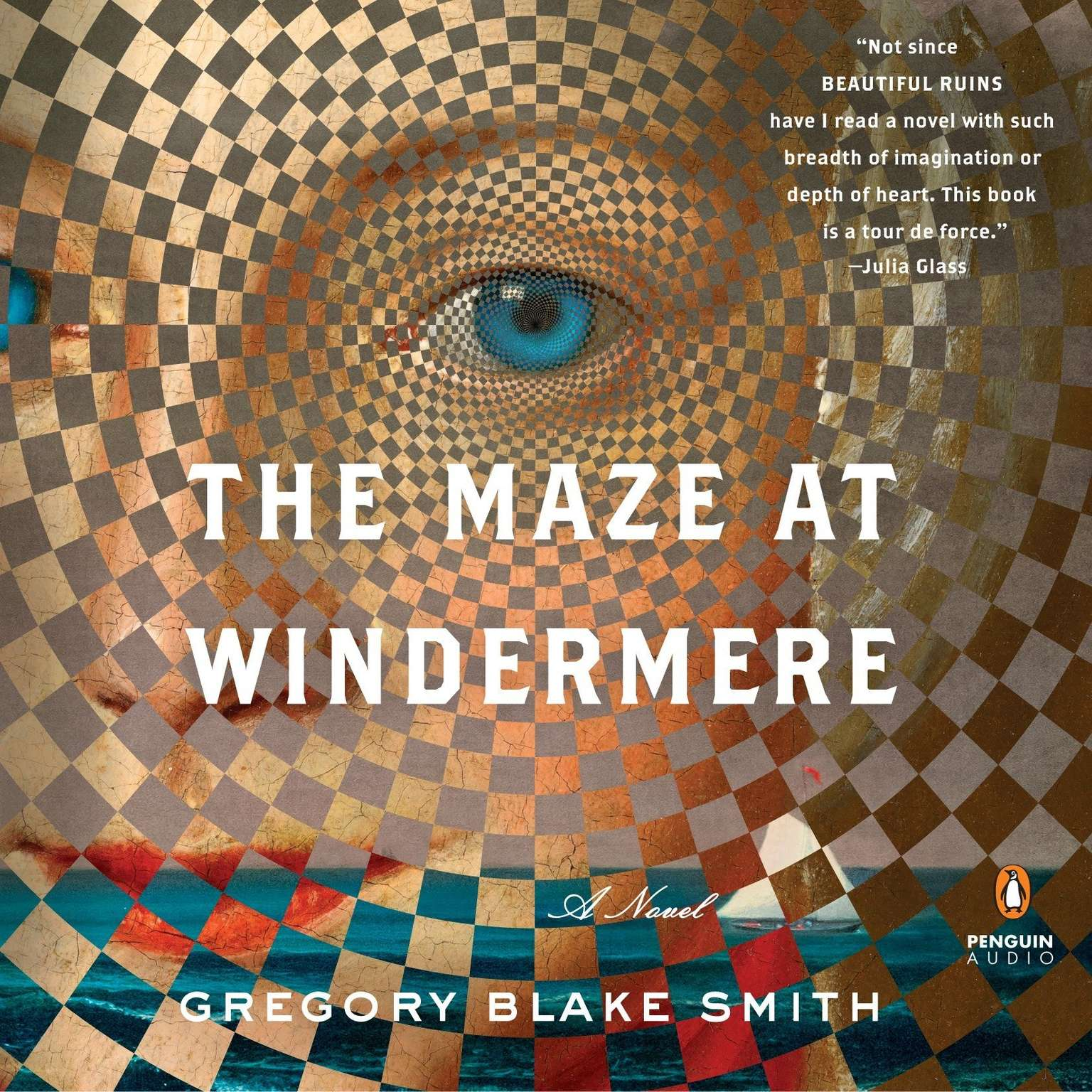The Maze at Windermere: A Novel Audiobook, by Gregory Blake Smith