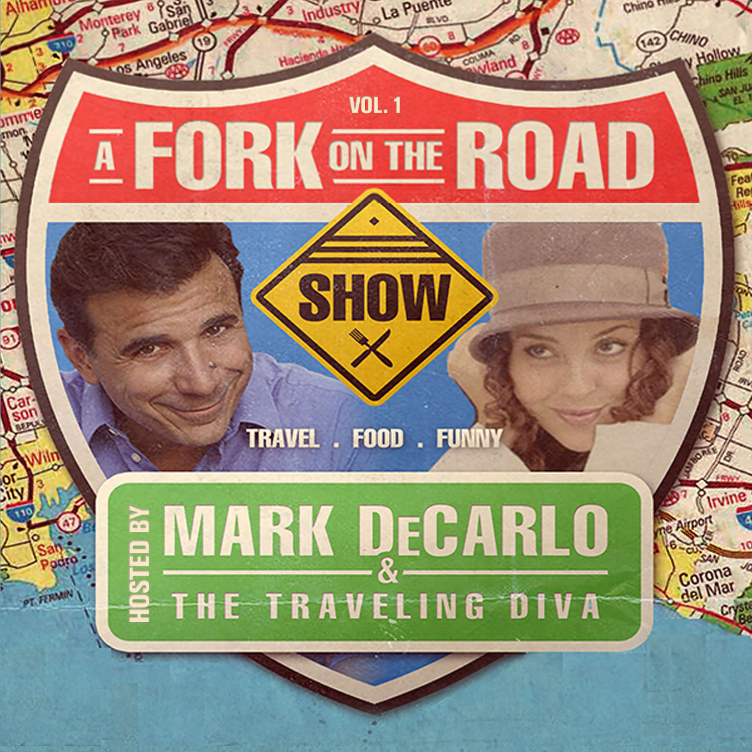 A Fork on the Road, Vol. 1 Audiobook, by Mark DeCarlo