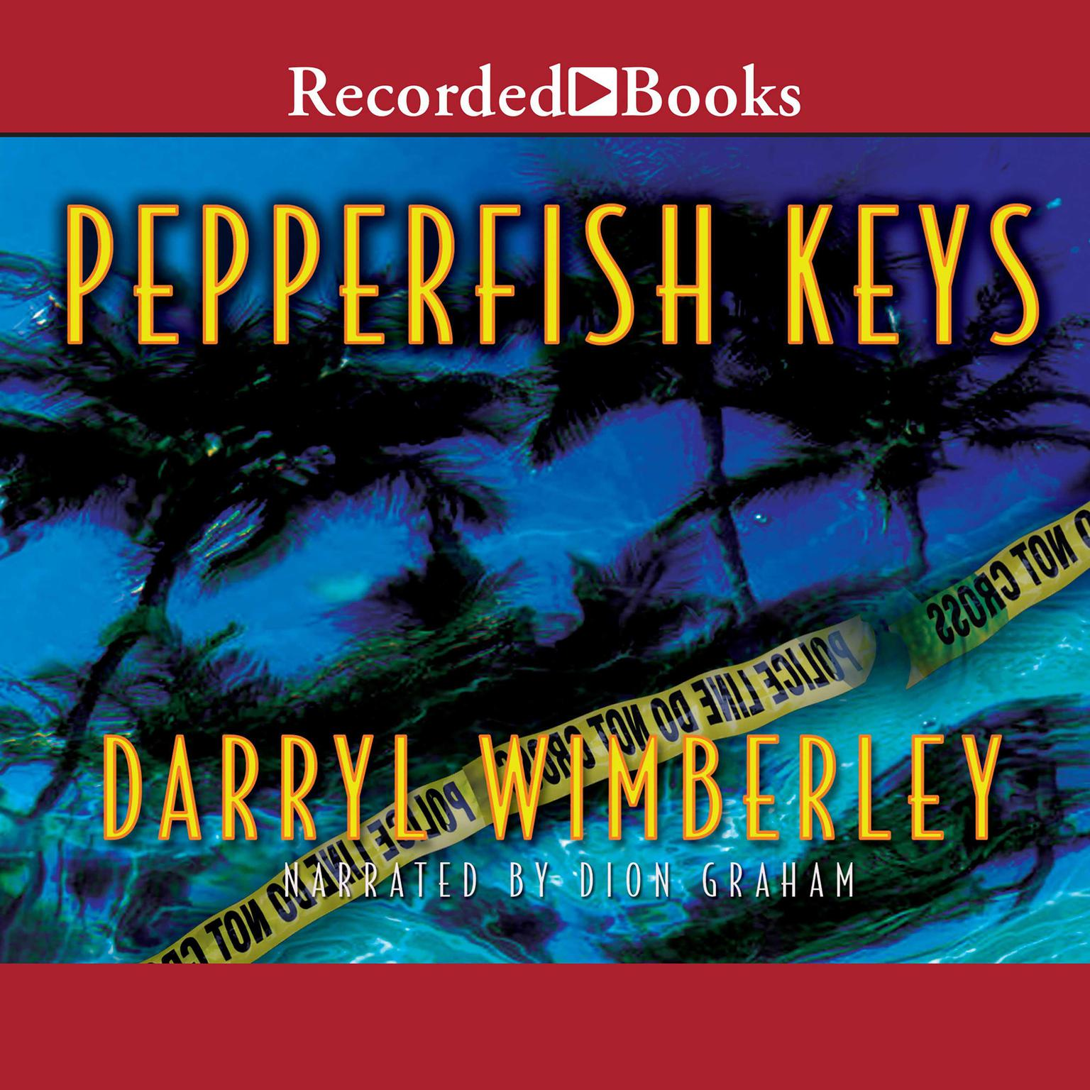 Printable Pepperfish Keys Audiobook Cover Art