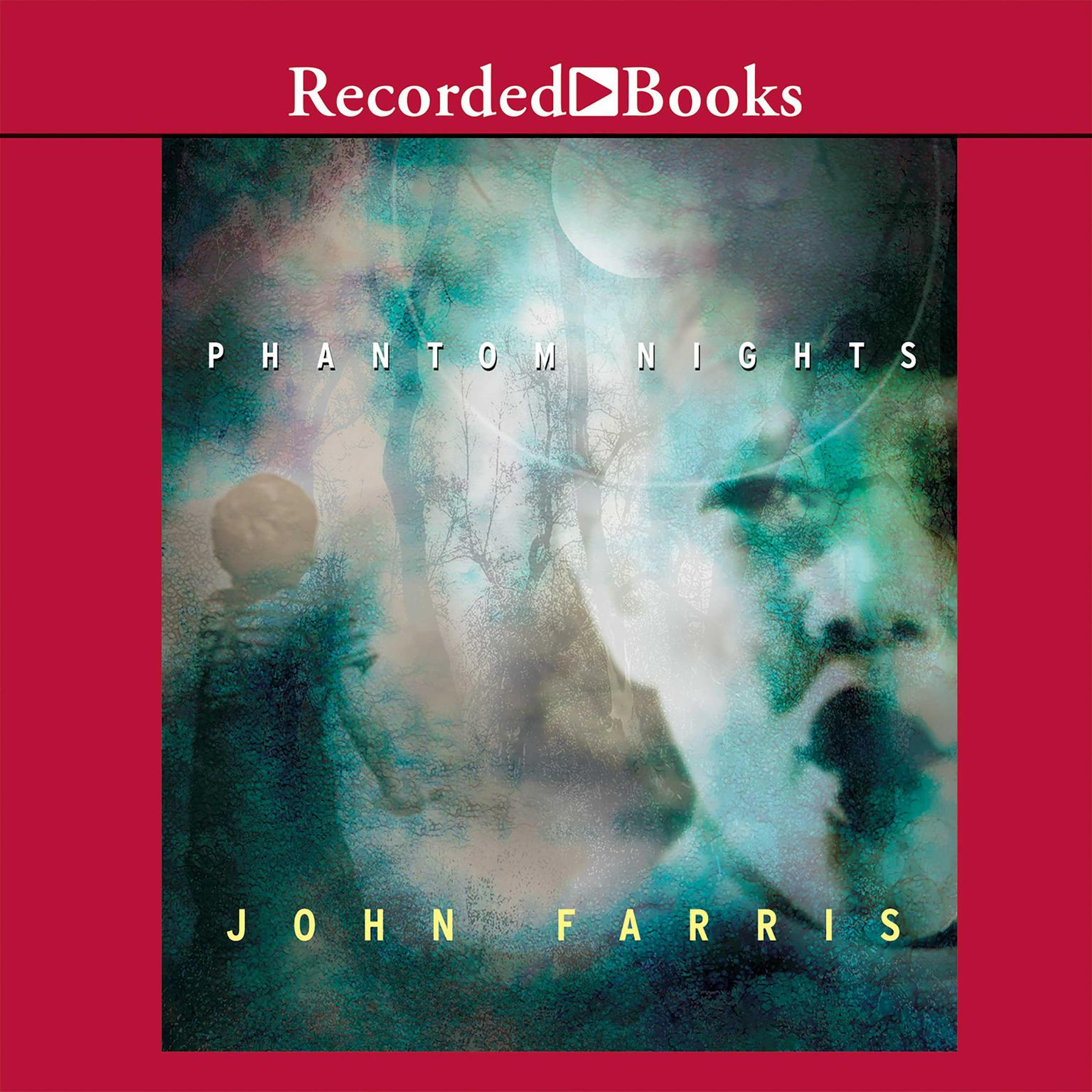 Printable Phantom Nights Audiobook Cover Art