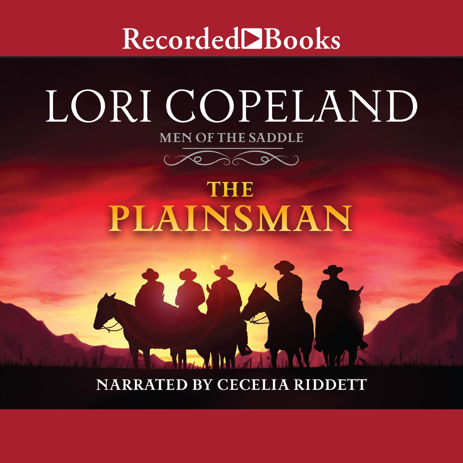 Printable The Plainsman Audiobook Cover Art
