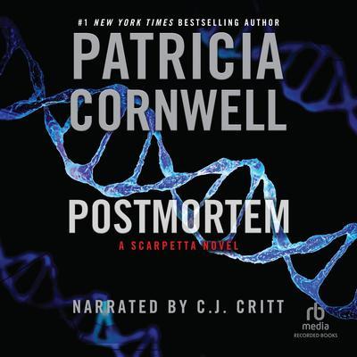 Postmortem Audiobook, by Patricia Cornwell
