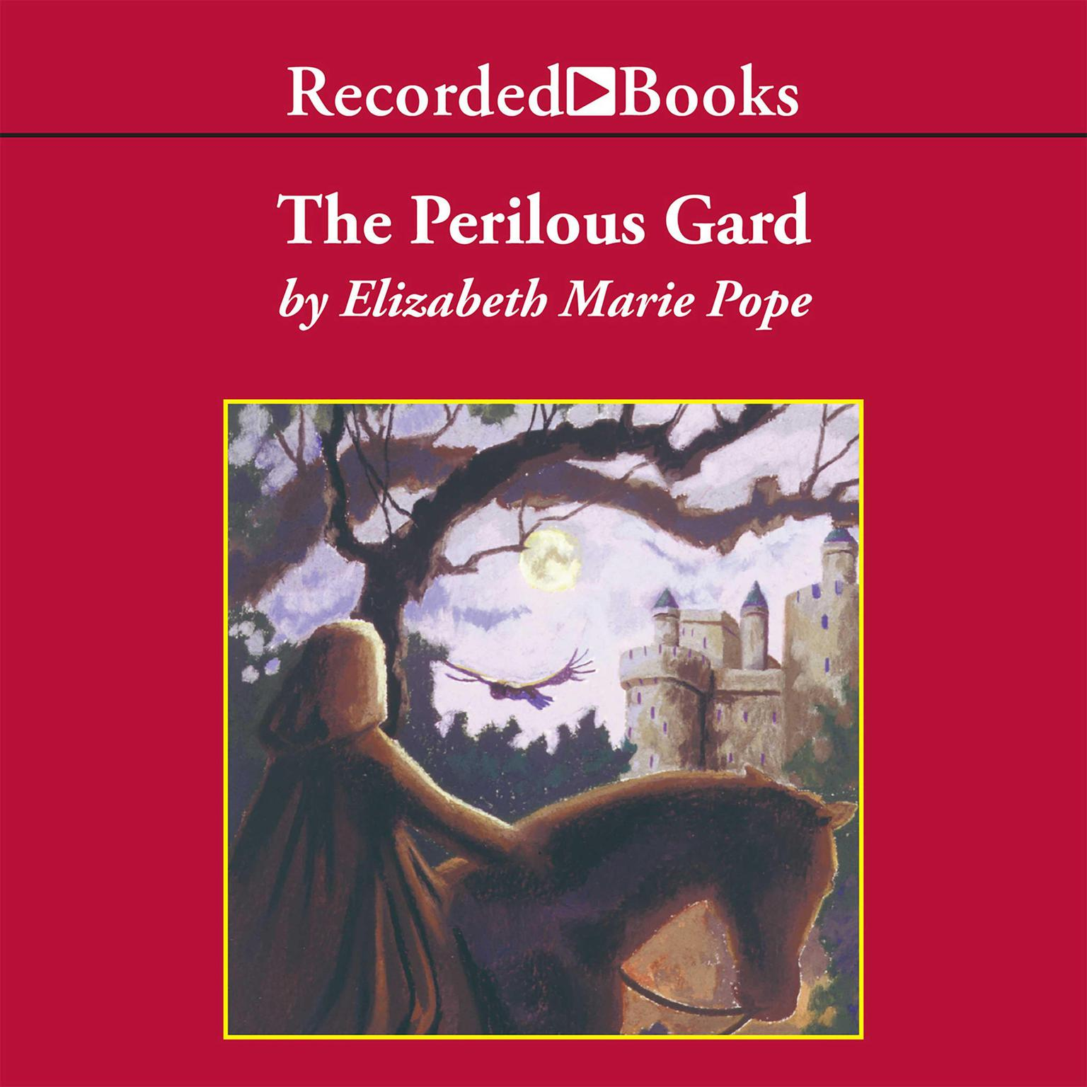 Printable The Perilous Gard Audiobook Cover Art