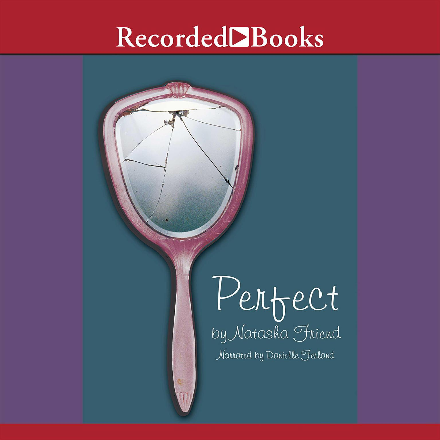 Printable Perfect Audiobook Cover Art