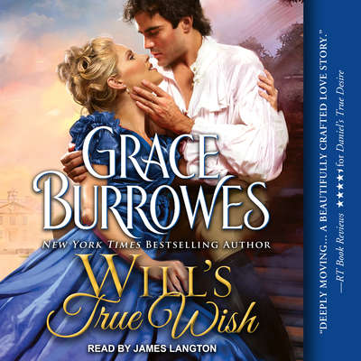 Wills True Wish Audiobook, by Grace Burrowes