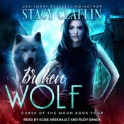 Broken Wolf Audiobook, by Stacy Claflin