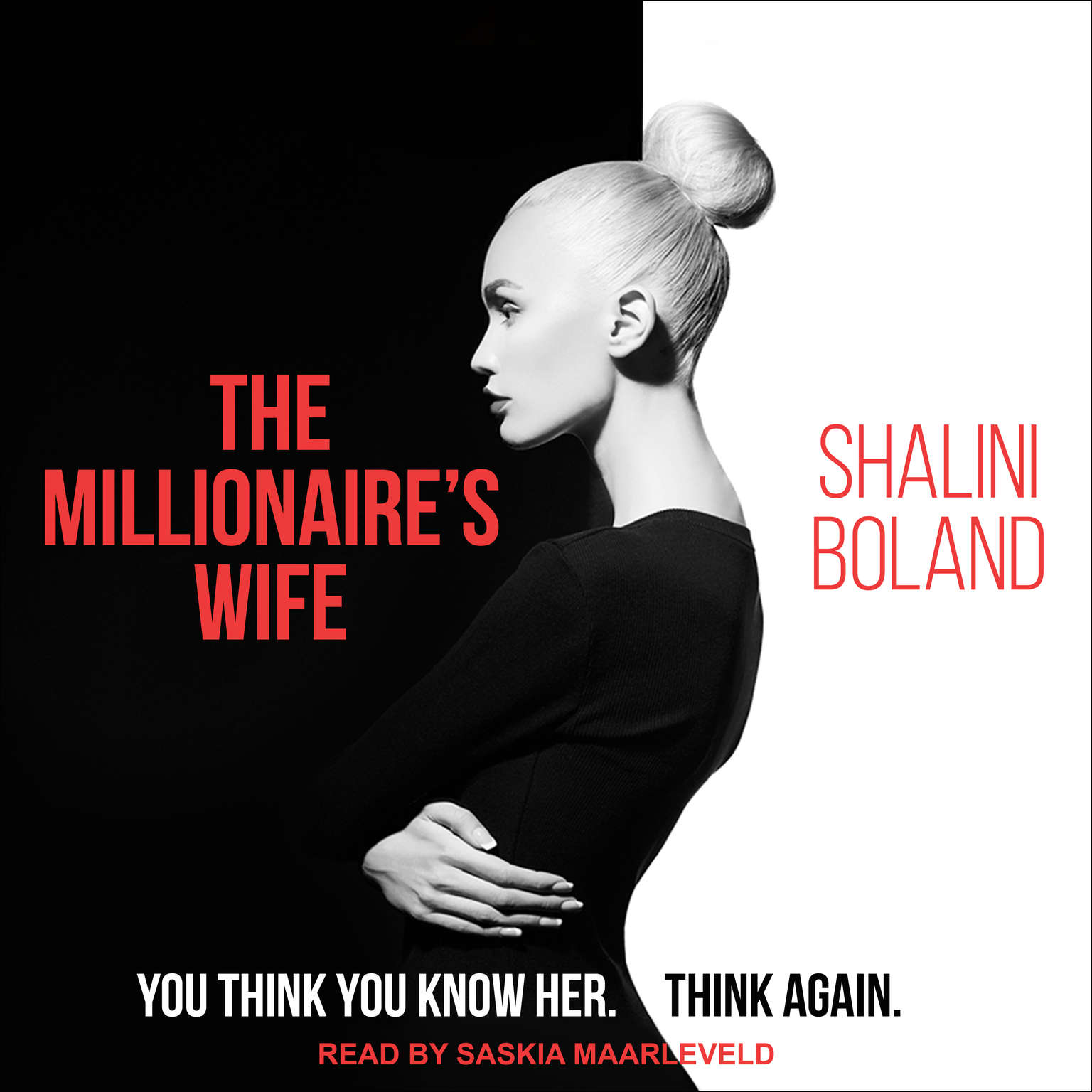 The Millionaires Wife Audiobook, by Shalini Boland